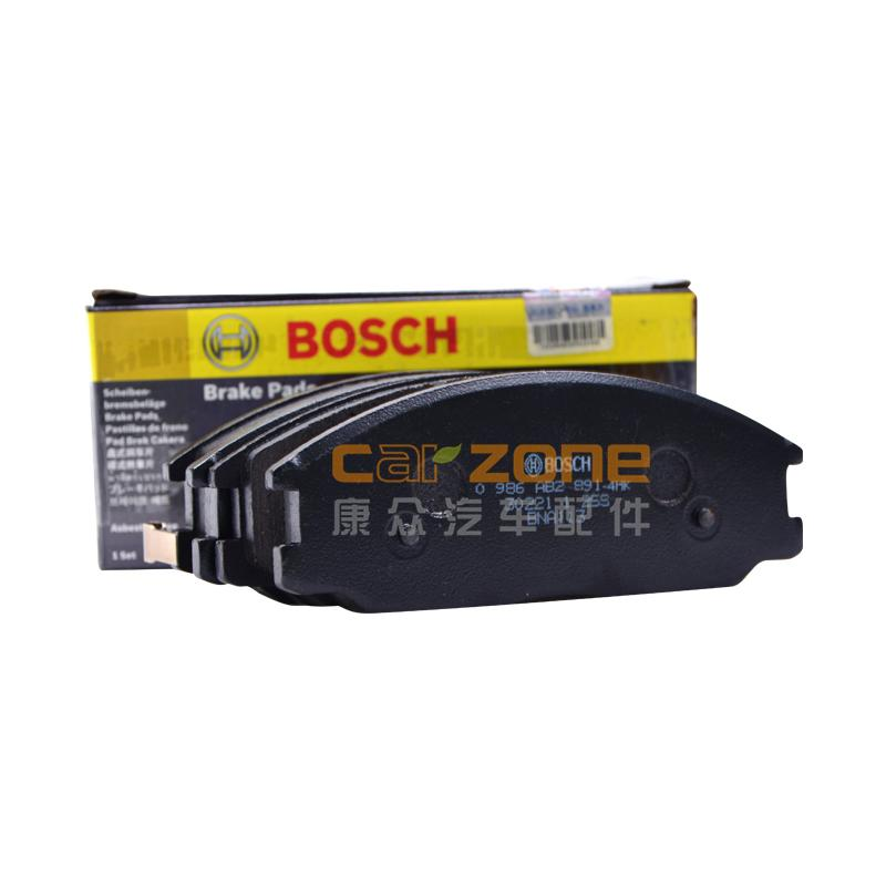 博世/BOSCH,前刹车片 有消音片,华泰特拉卡2.4,华泰特拉卡2.5TD,华泰特拉卡2.9TD,华泰特拉卡3.5