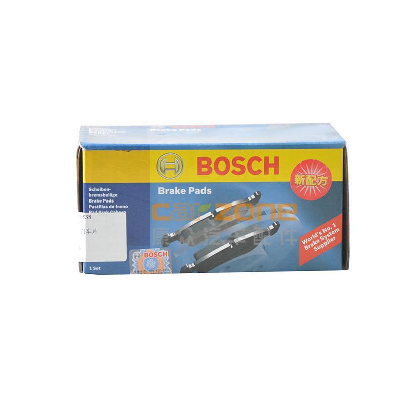 博世/BOSCH,前刹车片 有消音片,MGMG31.3,MGMG31.4,MGMG31.5