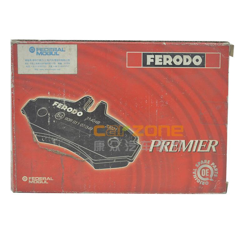 菲羅多/FERODO,后剎車片,MINICabrio1.6,MINIMini1.6T