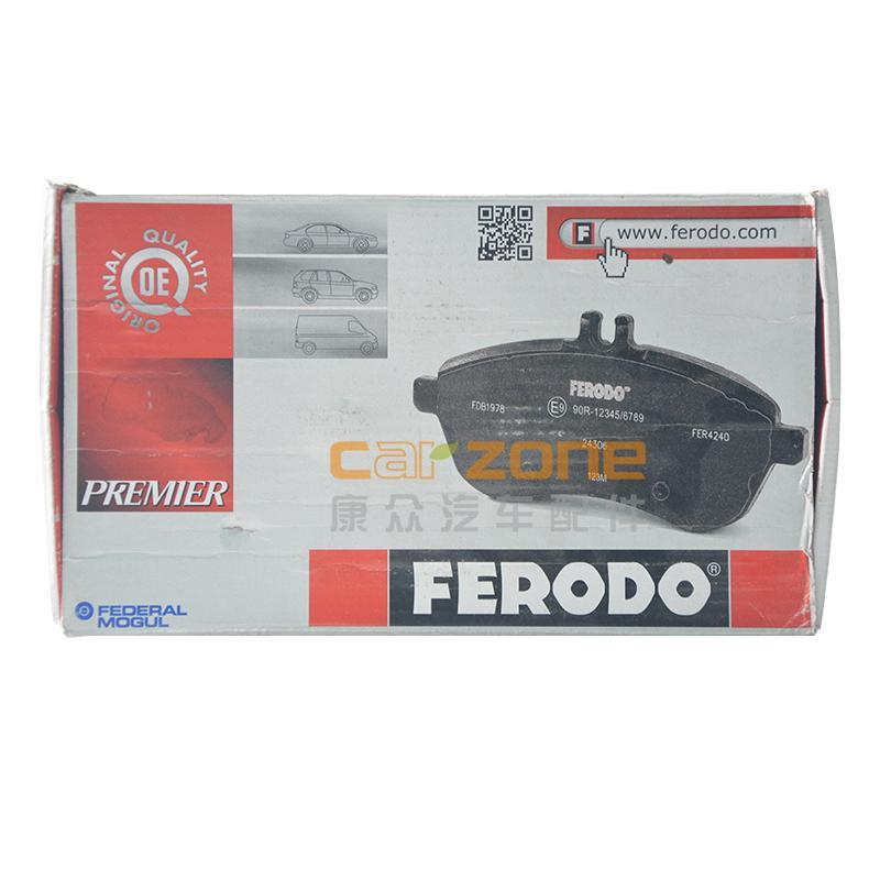 菲罗多/FERODO,前刹车片,宝马7Series[7系]4.0,宝马7Series[7系]4.4