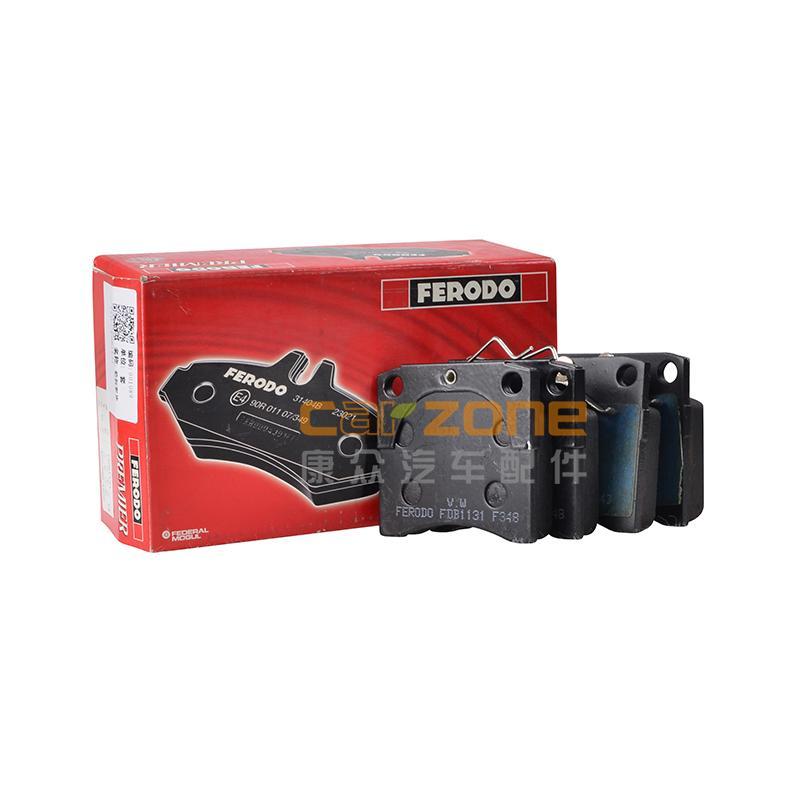 菲罗多/FERODO,前刹车片,北汽勇士2.7,北汽勇士3.0TD,北汽骑士2.0,北汽骑士2.2