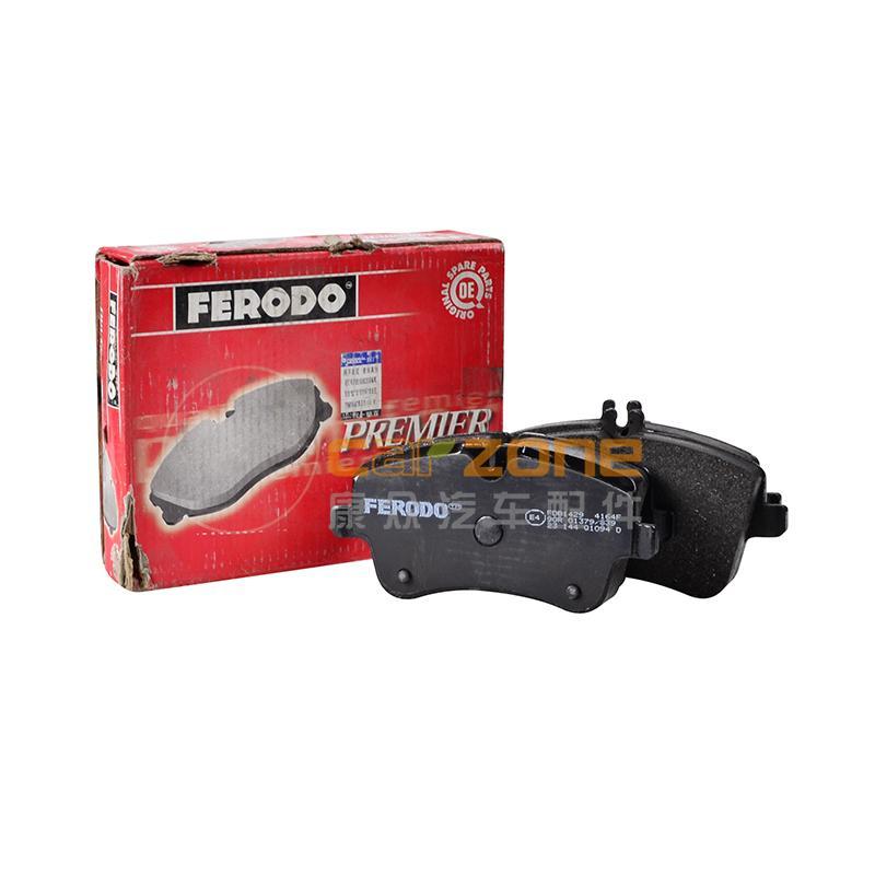 菲罗多/FERODO,前刹车片,奔驰C-Class[C级]2.5,奔驰C-Class[C级]3.0,奔驰C-Class[C级]3.2