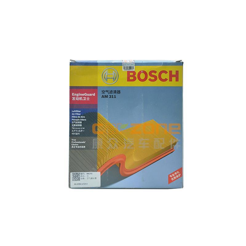 博世/BOSCH,空氣濾清器,三菱Pajero[帕杰羅]2.5TD,三菱Pajero[帕杰羅]3.5,華泰圣達菲1.8T,華泰圣達菲2.0TD,大眾POLO1.4,大眾POLO1.6