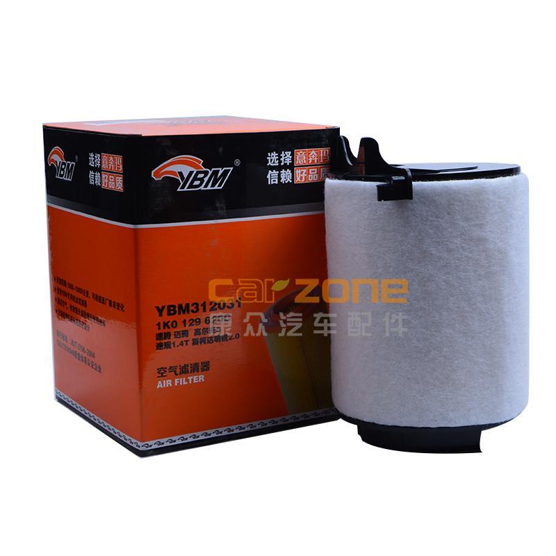 意奔玛/YBM,空气滤清器,奥迪A31.4T