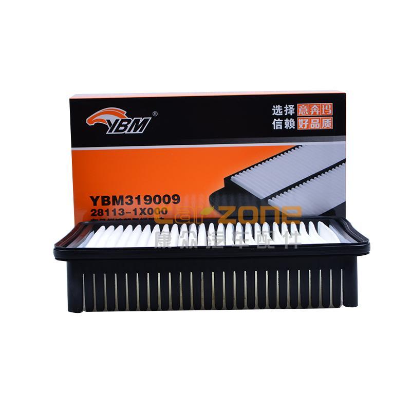 意奔玛/YBM,空气滤清器,起亚福瑞迪1.6