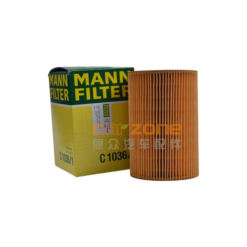 曼.胡默尔/MANN HUMMEL,空气滤清器,SmartFortwo0.7
