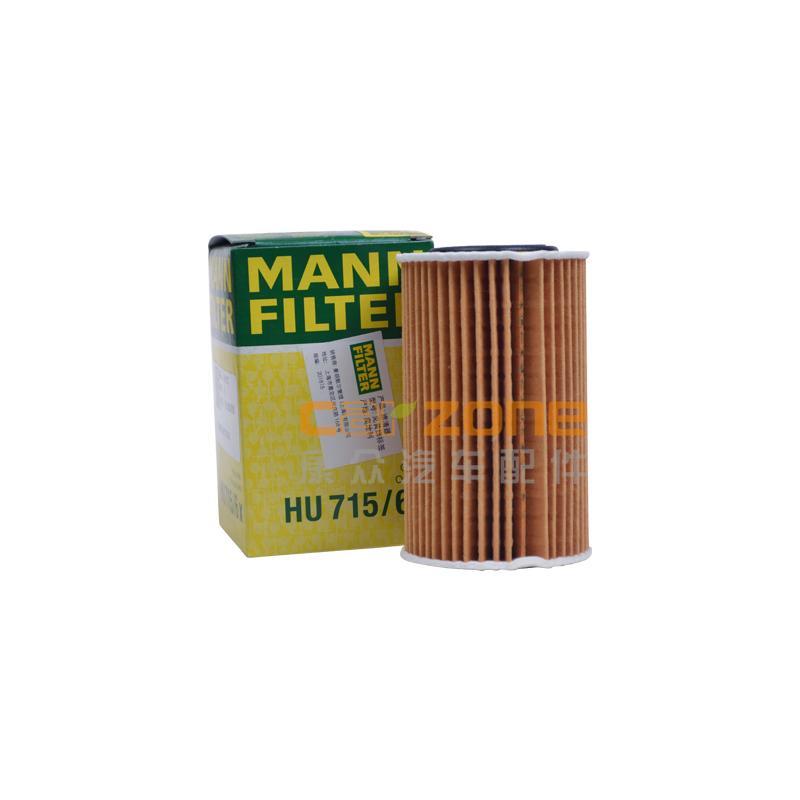 曼.胡默尔/MANN HUMMEL,机油滤清器,奔驰SLKAMG5.4
