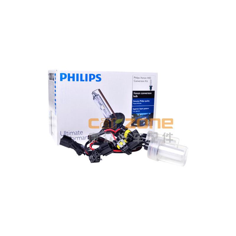 飛利浦/PHILIPS,燈泡H11 6000K,