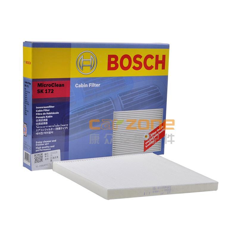 博世/BOSCH,單效空調濾,起亞Cerato[賽拉圖]1.6,起亞賽拉圖1.6,起亞賽拉圖1.8