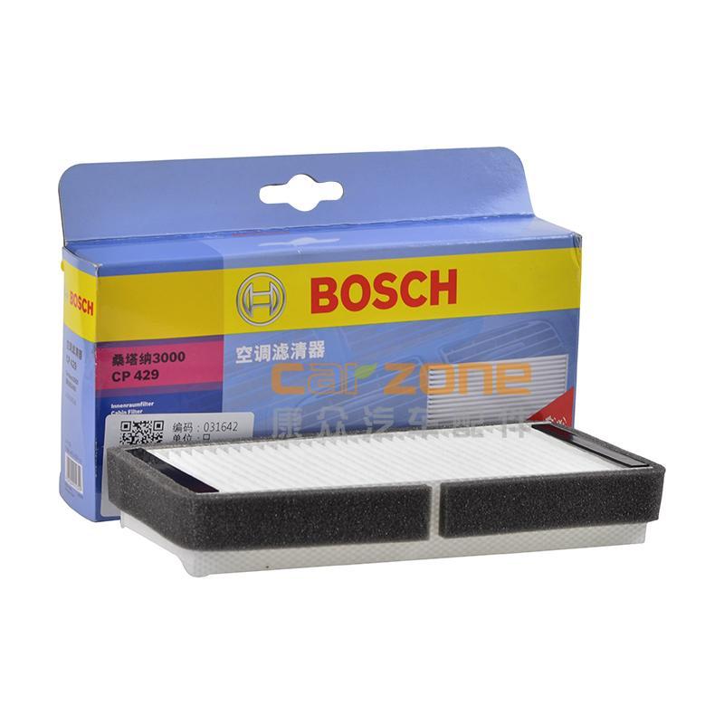 博世/BOSCH,单效空调滤,大众桑塔纳1.6,大众桑塔纳1.8,大众桑塔纳2.0