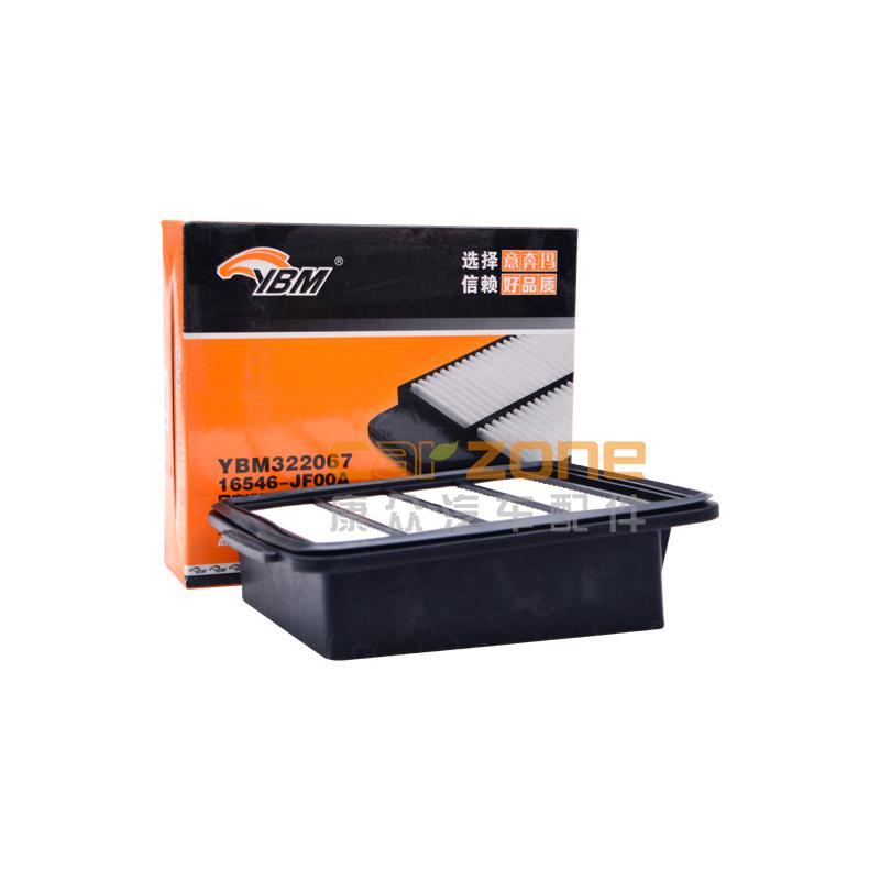 意奔玛/YBM,空气滤清器,日产GT-R3.8T