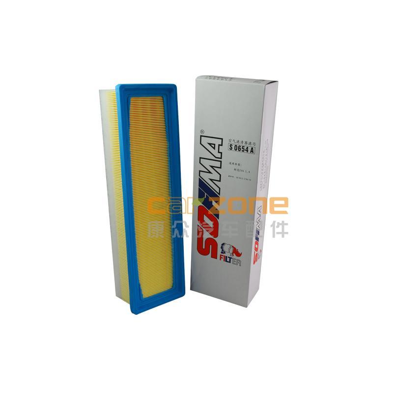索菲玛/SOFIMA,空气滤清器,标致2061.4,雪铁龙C21.4