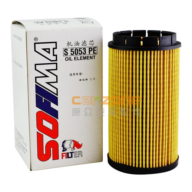 索菲玛/SOFIMA,机油滤清器,华泰圣达菲2.0TD,现代Elantra[伊兰特]2.0TD,现代i302.0TD,起亚Carens[佳乐]2.0TD,起亚Cerato[赛拉图]2.0TD